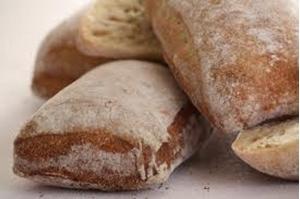 Picture of Bread - Ciabatta Olive