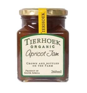 Picture of Apricot Jam - Tierhoek