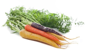 Picture of Carrots - Baby Rainbow 200g