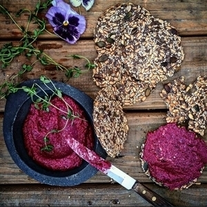 Picture of Beetroot Hummus