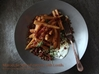 Picture of Moroccan Spiced Carrots with Lentils and Pomegranates
