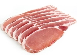 Picture of Back Bacon - Farmer Angus 250g