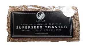 Picture of Superseed Buckwheat Bread