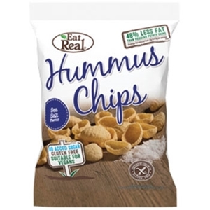 Picture of Eat Real-Hummus Chips Sea Salt