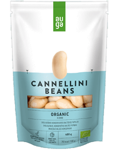 Picture of Auga Cannellini Beans in Brine