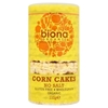 Picture of Corn Cakes - Biona