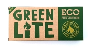 Picture of Fire Lighters - Green Lite