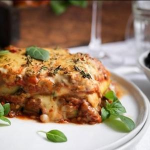 Picture of Vegetarian Lasagne