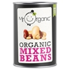 Picture of Mixed Beans Canned - Mr Organic