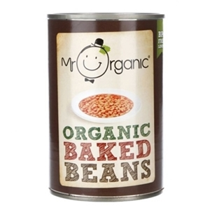 Picture of Baked Beans Canned - Mr Organic