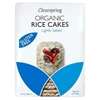 Picture of Rice Cakes - Lightly Salted - Clearspring