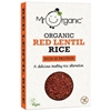 Picture of Red Lentil Rice - Mr Organic