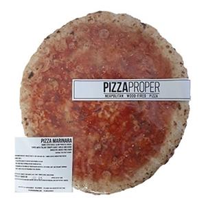 Picture of Pizza Marinara - Pizza Proper