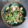 Picture of Rocket, pear & walnut salad- Recipe